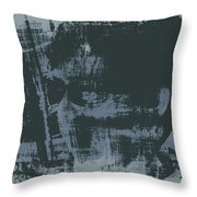Dark Glasses Throw Pillow