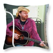 Davey O 12041 Throw Pillow