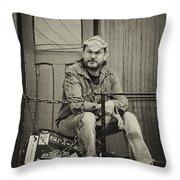 Davey O 12192 Throw Pillow