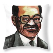 David Blackwell Throw Pillow