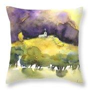 Dawn 23 Throw Pillow