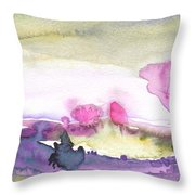 Dawn 31 Throw Pillow