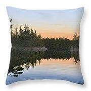 Dawns Early Light Throw Pillow