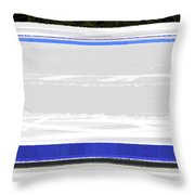 Day And Night Throw Pillow by Naxart Studio