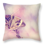 Day Dream Throw Pillow by Amy Tyler
