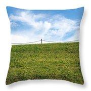 Daydreams- Nature Photograph Throw Pillow