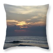 Daylight Approaches 2 Throw Pillow