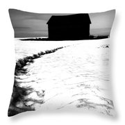 Dead Move Throw Pillow