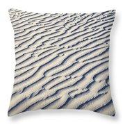 Death Valley Dune  Throw Pillow
