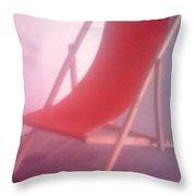 Deauville Chair Throw Pillow