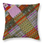 Dec Chip Throw Pillow