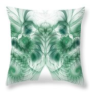 Deep Exploration Throw Pillow