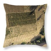 Deep In The Air Mountains Every Throw Pillow
