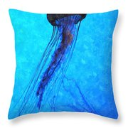 Deepsea Serenity Dswc Throw Pillow
