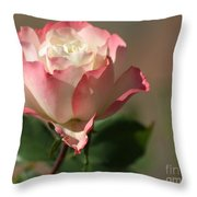 Delany Sister Rose Throw Pillow
