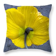 Delicate And Strong Throw Pillow