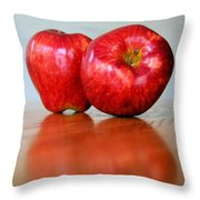 Delicious Throw Pillow