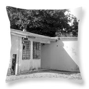 Dell's Place Throw Pillow
