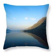 Delphi, Co Mayo, Ireland Irish Landscape Throw Pillow