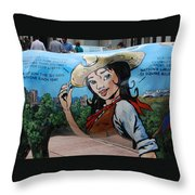 Denver Throw Pillow