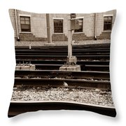 Depot Throw Pillow