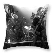 Derringer Electrify Spokane Throw Pillow