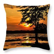 Deschenes Sunset Throw Pillow