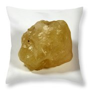 Desert Glass Throw Pillow