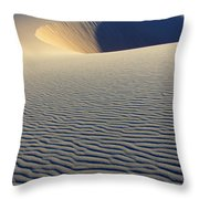 Desert Solitaire Throw Pillow