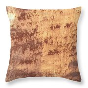 Designed By Time Throw Pillow