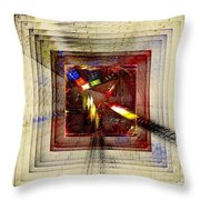 Desire For Freedom Throw Pillow
