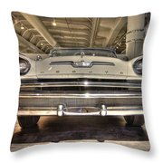 Desoto Dearborn Mi Throw Pillow