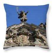 Detail Palace Weissenstein Throw Pillow