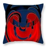Diogenes Lantern Throw Pillow