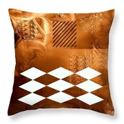 Disappointment Throw Pillow