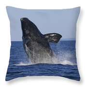 Discovering Another Dimension Throw Pillow