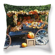 Disneyland Halloween 2 Throw Pillow