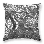 Diverse Throw Pillow