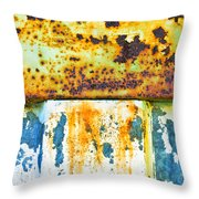 Division II Throw Pillow