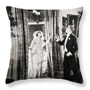 Divorce Coupons, 1922 Throw Pillow by Granger