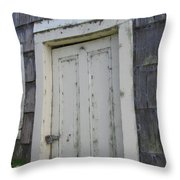 Do You Have The Key Throw Pillow