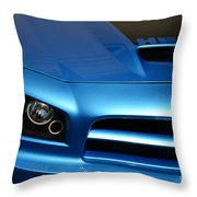 Dodge Charger Srt8 Super Bee Throw Pillow