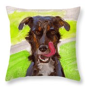 Got Kitty?  Throw Pillow