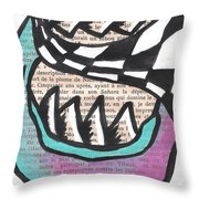 Domine Throw Pillow