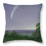 Donati's Comet - Oxford Throw Pillow