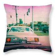 Dont Let The Car Fool You 1 Throw Pillow