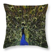 Dont Look Back Throw Pillow