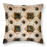 Door Throw Pillow