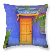 Doorway 4 Throw Pillow