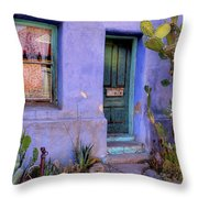 Doorway 5 Throw Pillow